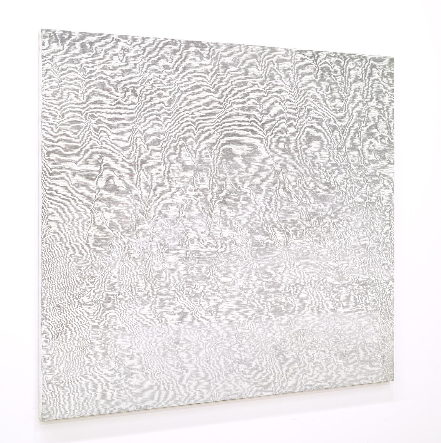サイモン・フィッツジェラルド AP oil on canvas 106 x 96 cm 1996
