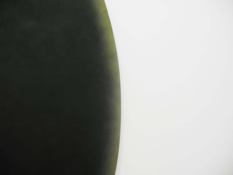 Painting 06-03  oil on canvas  cotton  220 x 120 cm  2006 (detail)