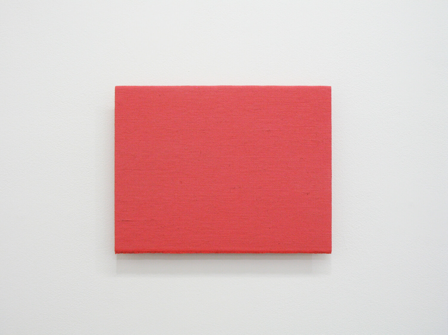 Text No. 803 / acrylic, ink on canvas on mdf, 227 x 295 x 20 mm each, 2011
