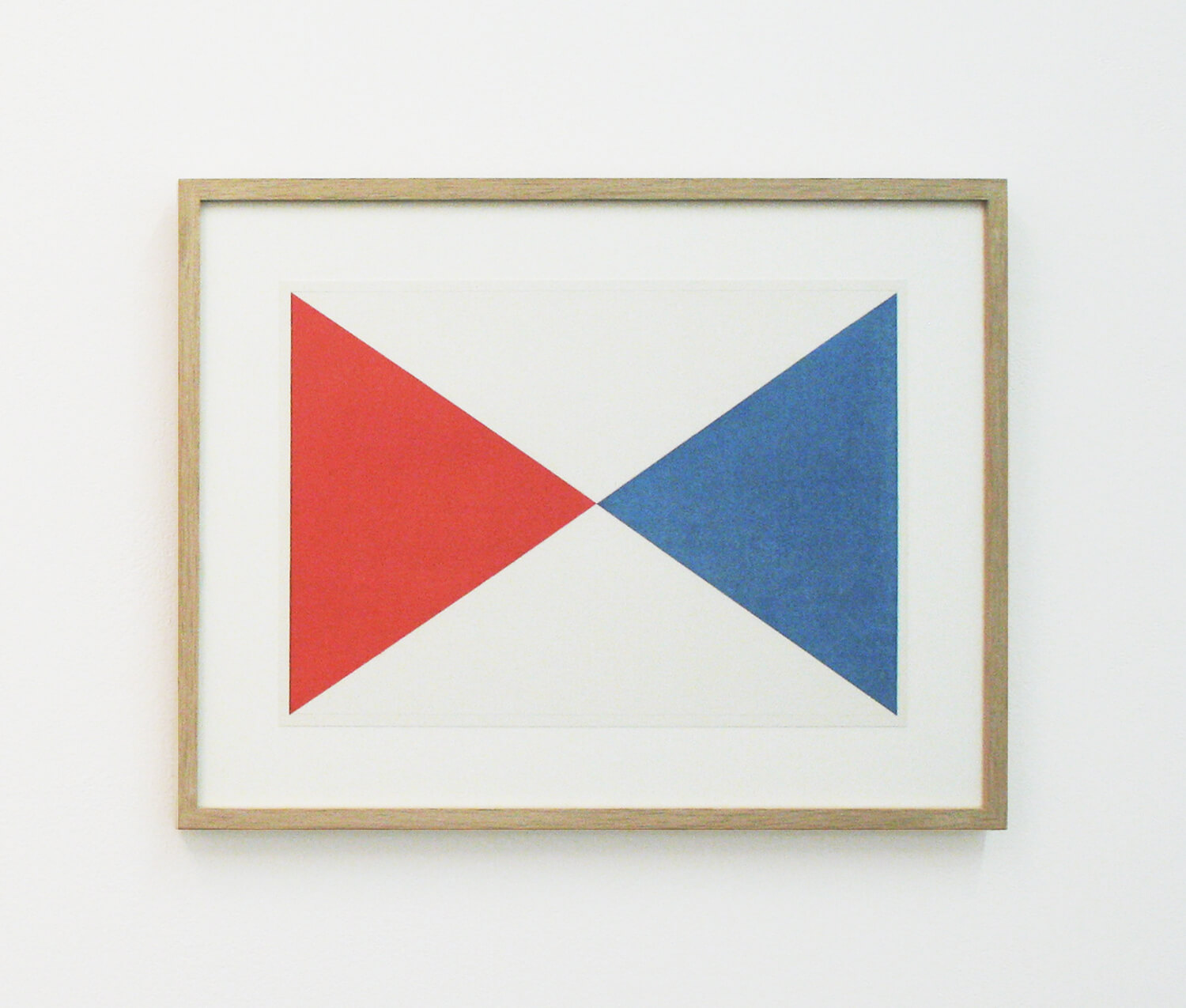 Text No. 898 / oil on paper, 207 x 297 mm, 2011