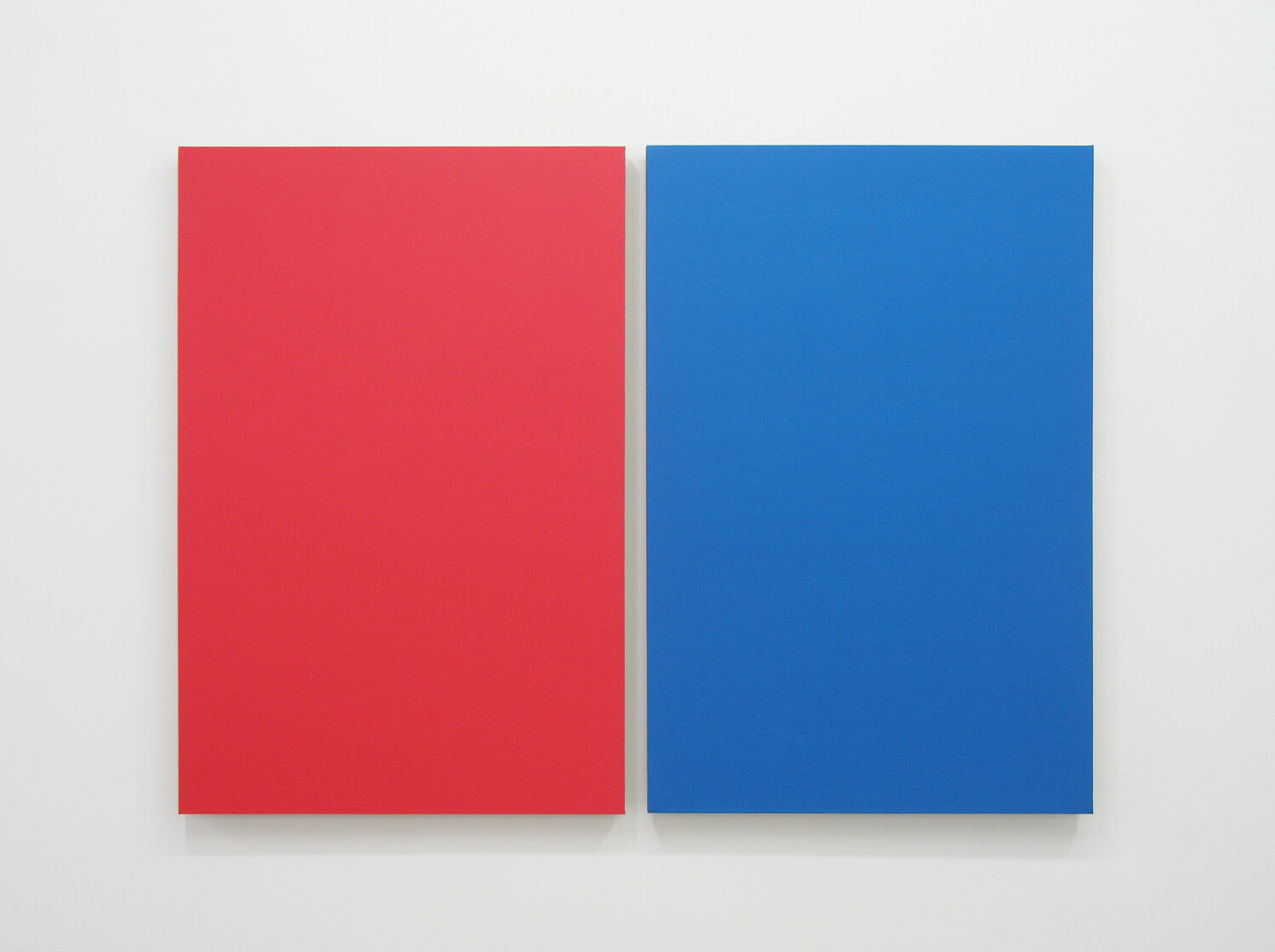 Text No. 888 / oil, wax on linen, 910 x 1242 x 40 mm, 2011 (overall)