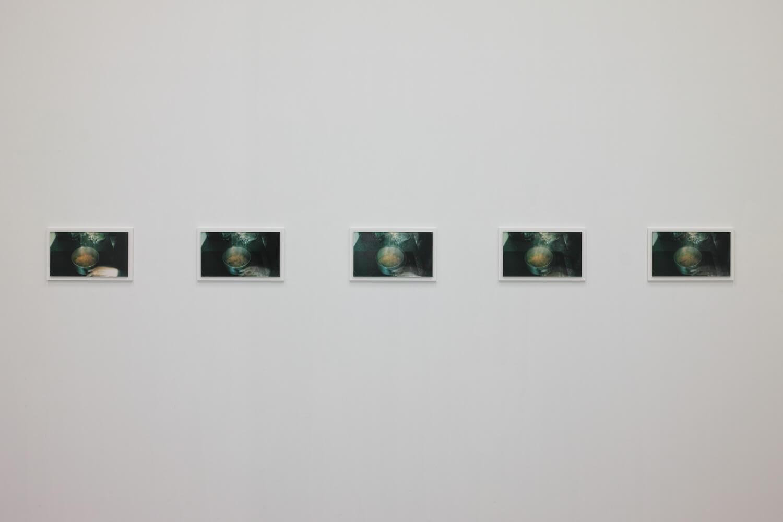 After Image_17_01-05<br>silk screen on acrylic board, 22 x 39 x 0.8 cm, 2017