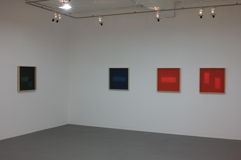 丁 建中 Chien-Chung DING<br>Installation View 1