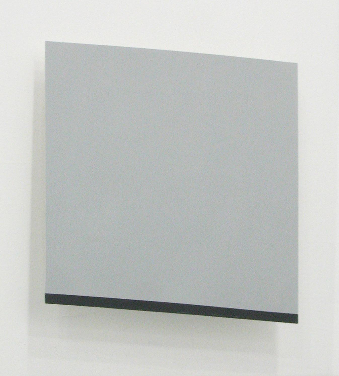 堀尾昭子 Akiko Horio<br>ケント紙<br>アクリル, ケント紙 18 x 16 cm<br>2011