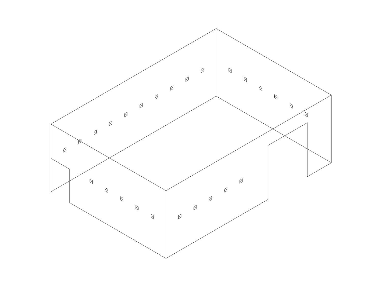 愛知県美術館 3D展示図