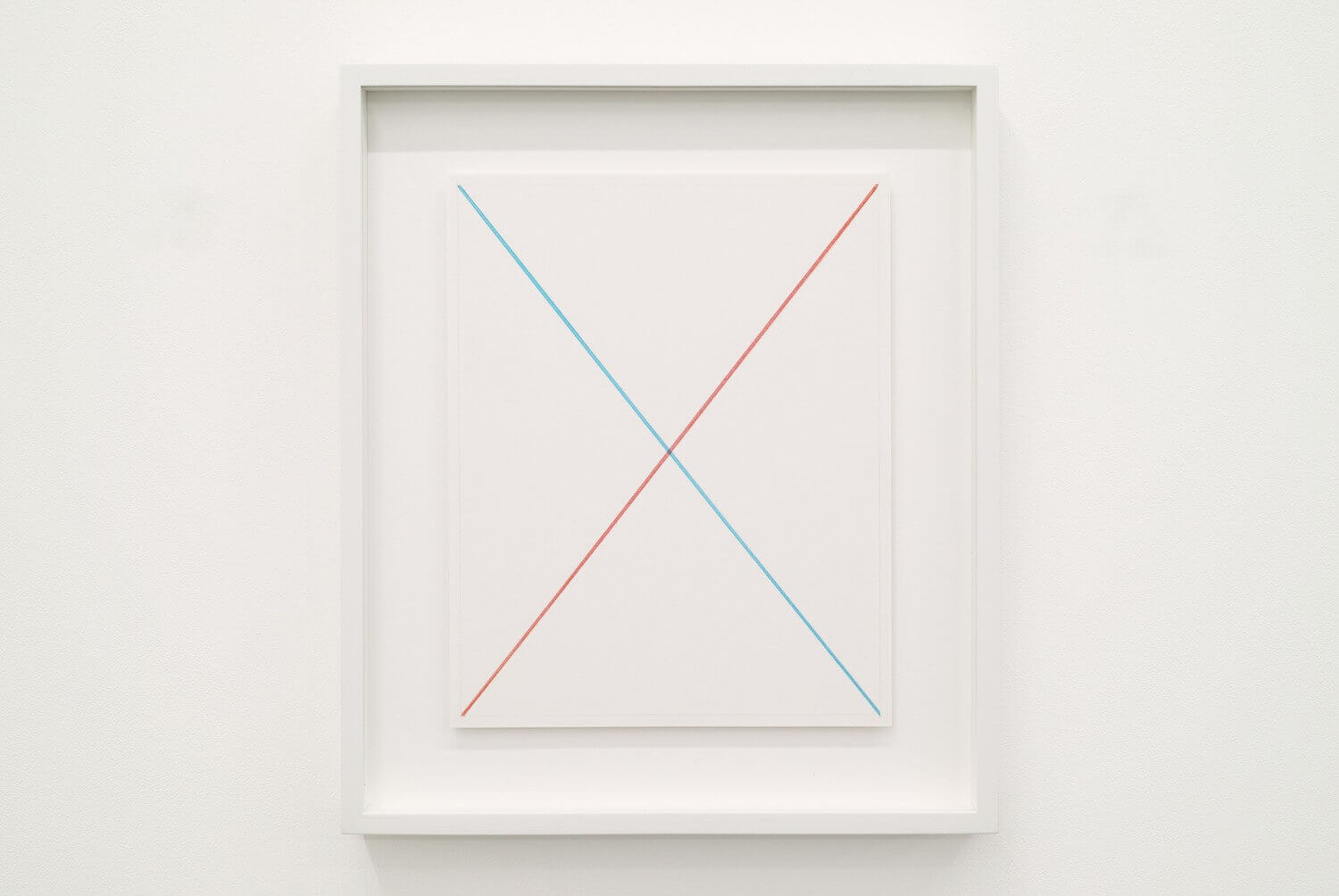 Text No.920 / oil, color pencil on paper, 250x 200 mm, 2012