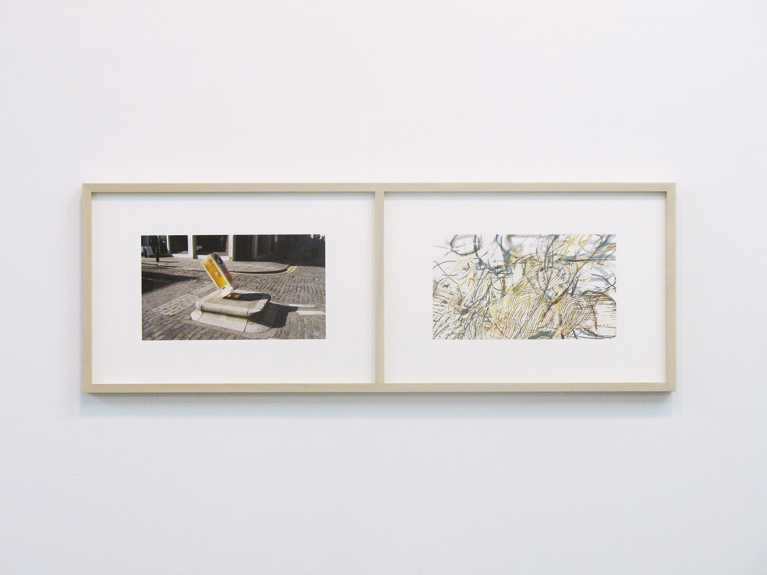 <br>Inkjet print on Archived paper, 329 x 483 mm x 2, 2006