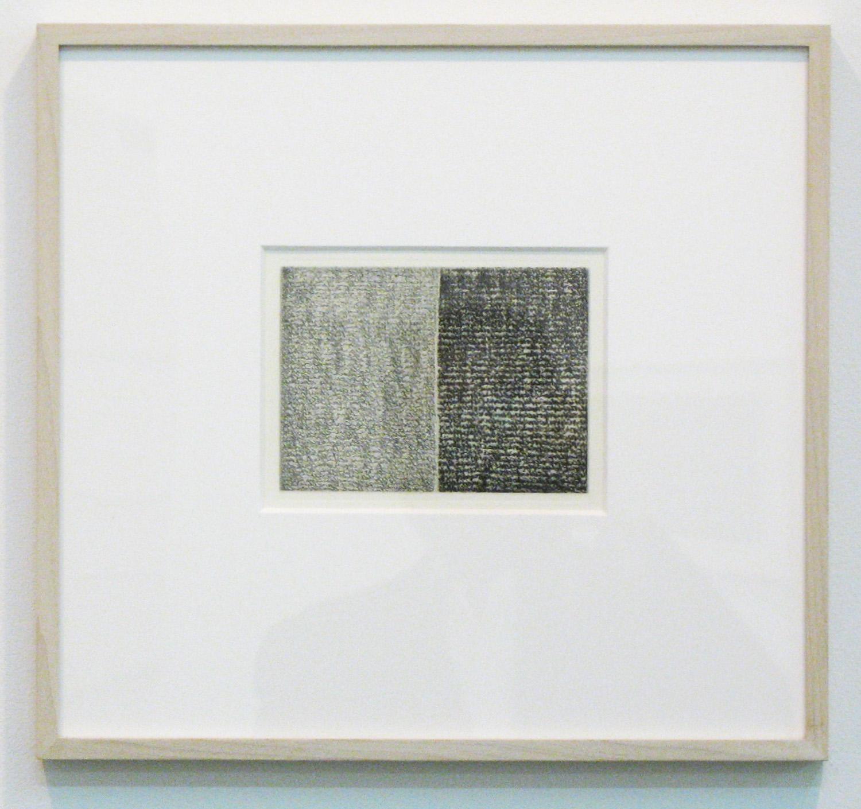 Theoria, Origin <br>etching on paper, 2008