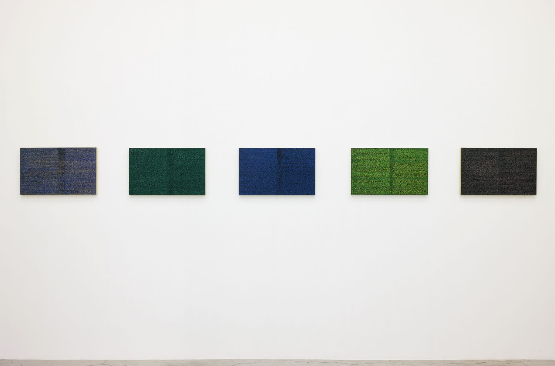 <b>Installation View -openbook series - 2008