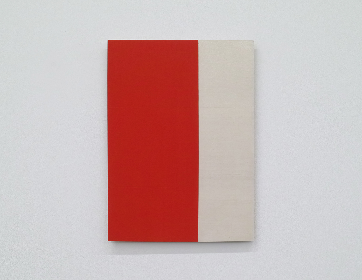 Text No.330<br>acrylic on plywood<br>314 x 294 x 10 mm<br>2002