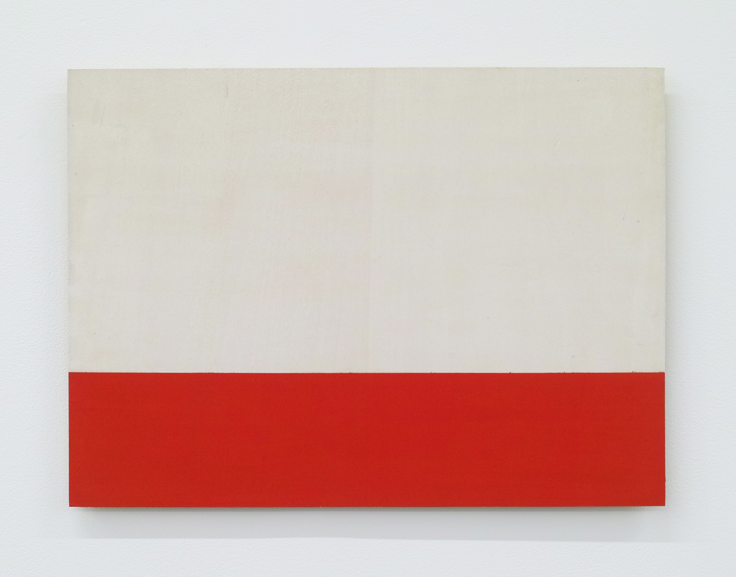 Text No.329<br>acrylic on plywood<br>230 x 314 x 10 mm<br>2002