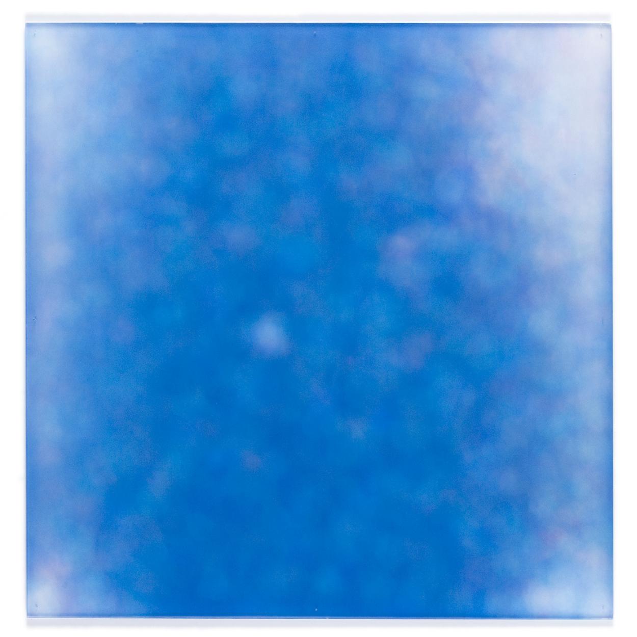 Irradiation|silkscreen on acrylic fiber plate|600 x 600 x 5 mm|2010