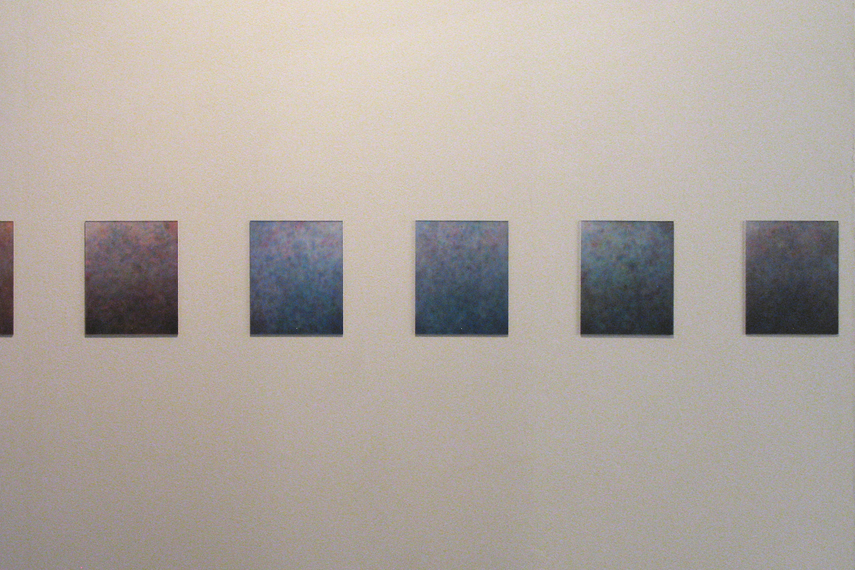 Light / Color|silkscreen on acrylic fiber plate|200 x 170 x 5 mm|2010 each