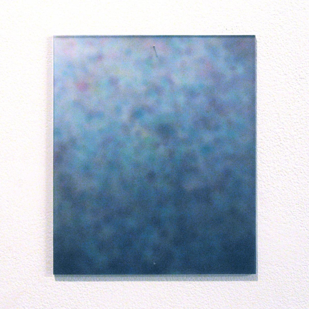 Light / Color|silkscreen on acrylic fiber plate|200 x 170 x 5 mm|2010