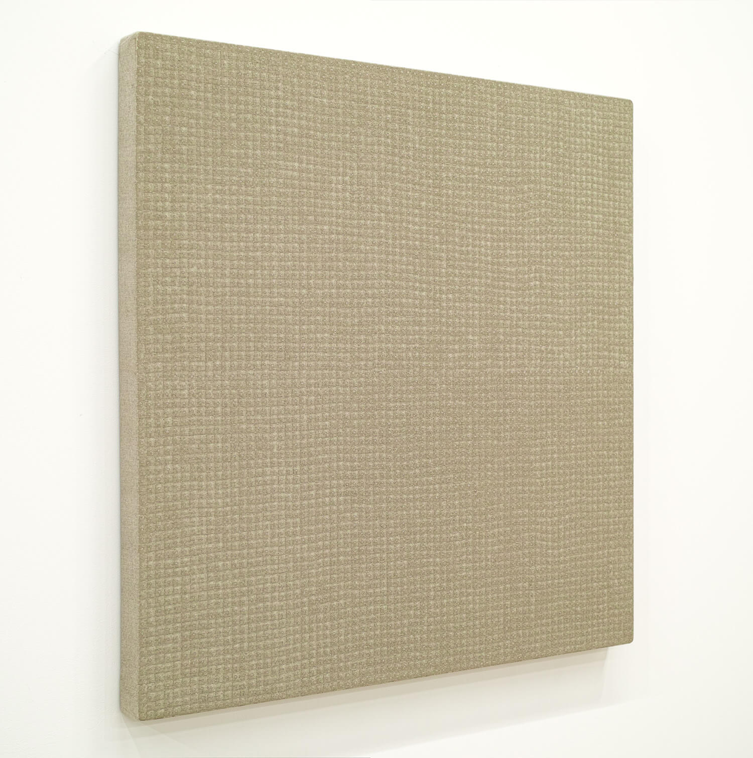 川井昭夫|麻布-square 09-1 Acrylic on canvas|72.5 x 72.5 cm|2009