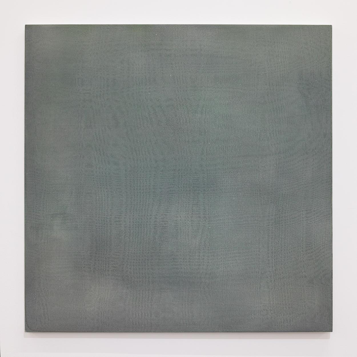 三浦洋子|YOKO MIURA<br>untitled|acrylic, organdy and panel|80 x 80 cm|2004