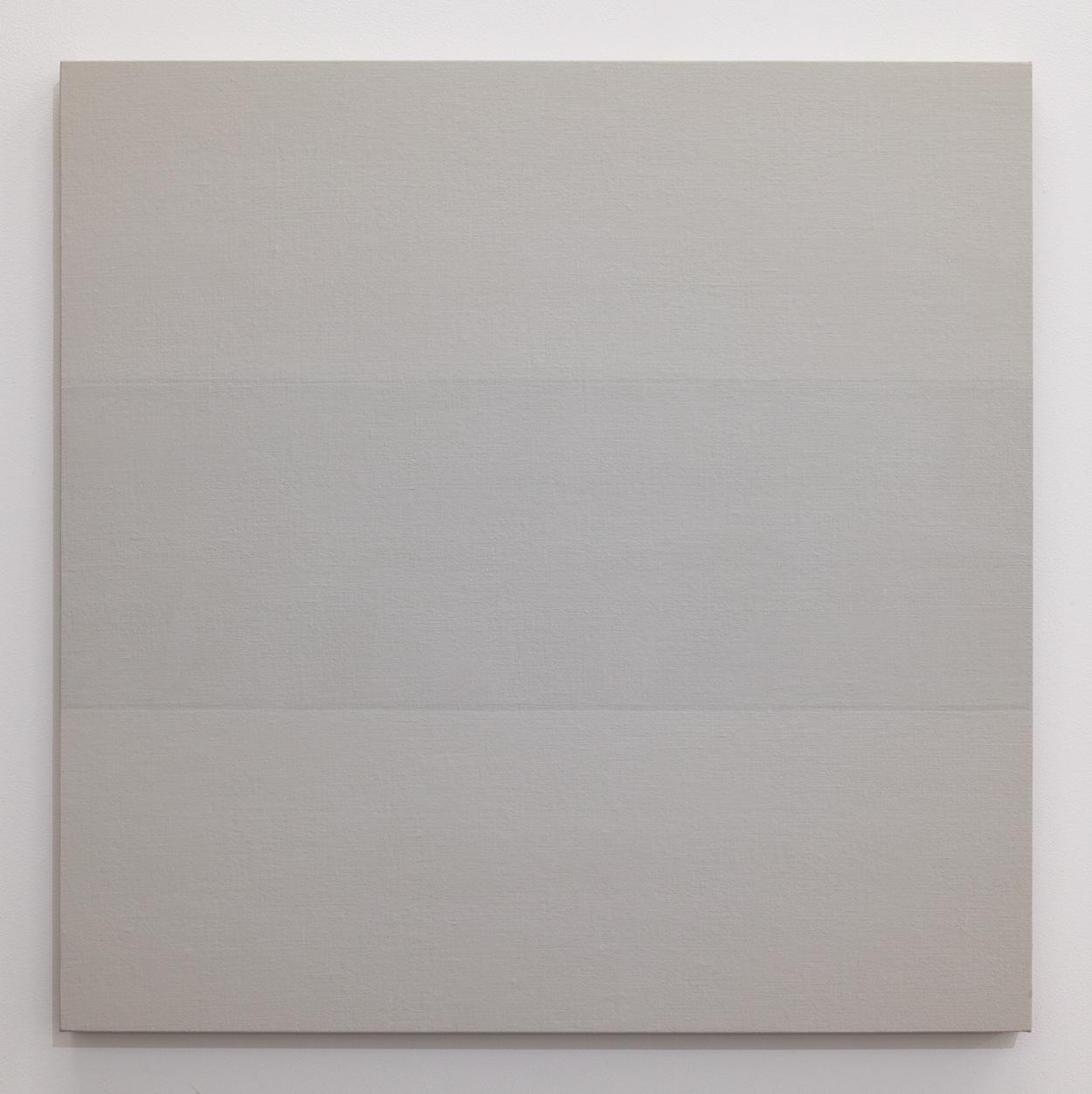 鈴木たかし|TAKSHI SUZUKI<br>TS0822|Gesso on panel|60 x 60 cm|2008