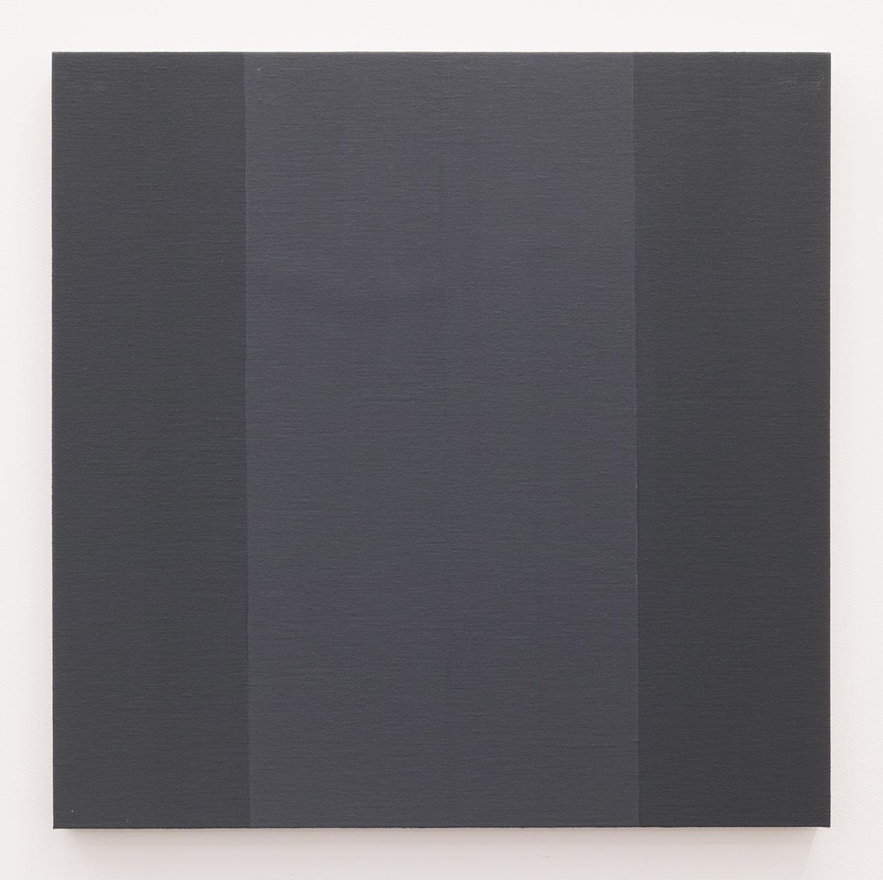 鈴木たかし|TAKSHI SUZUKI<br>TS0901|Gesso on panel|45 x 45 cm|2009