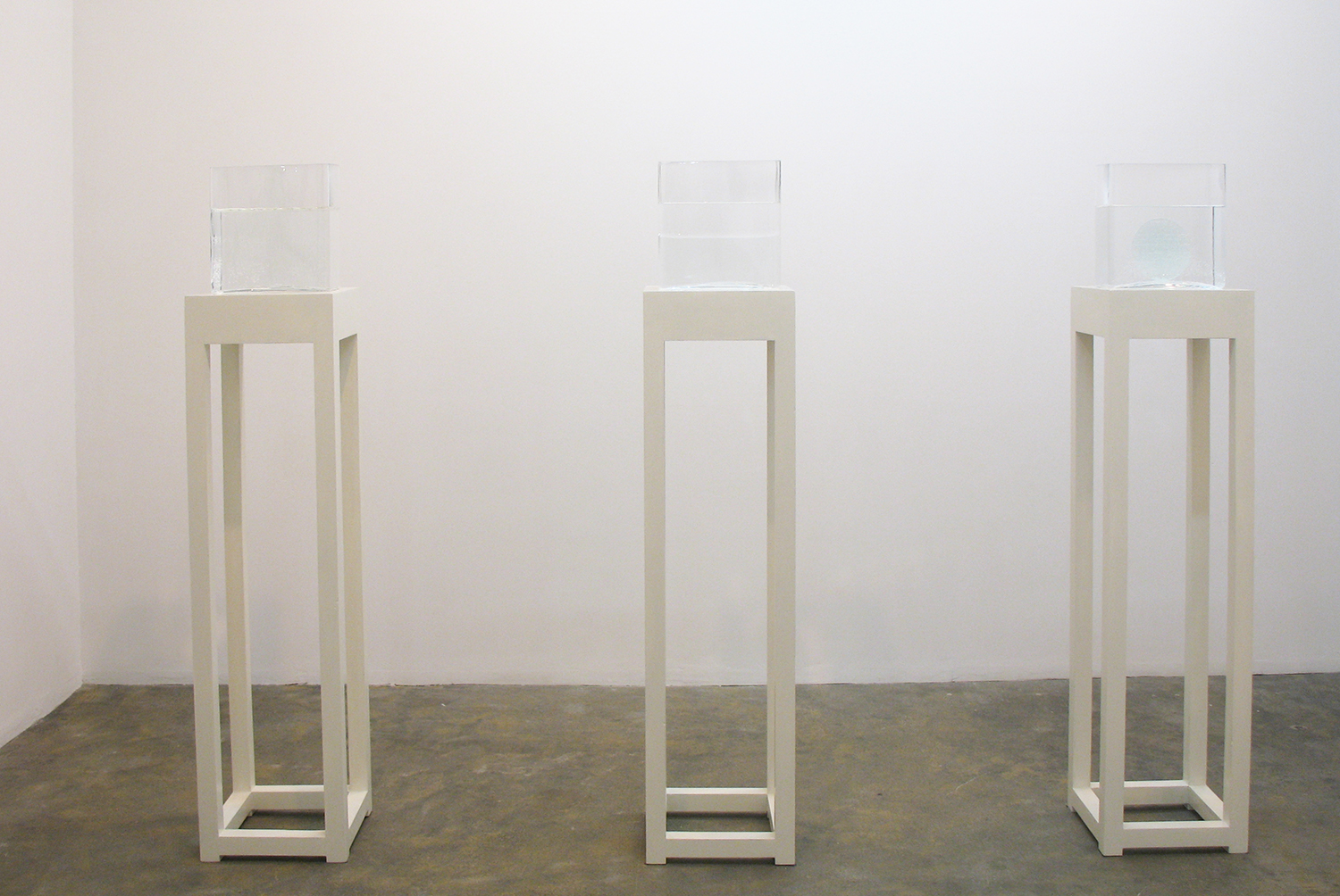 installation view :境界シリーズ|border series