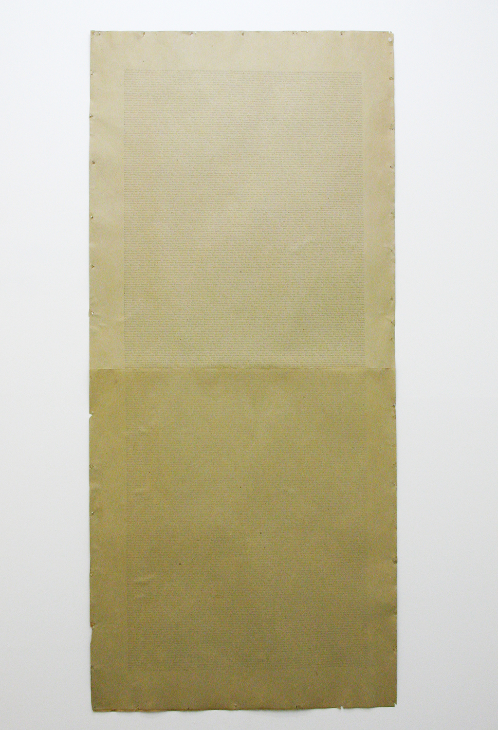 Paper drawing|pencil on paper|1970s