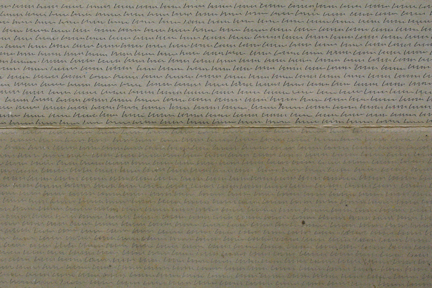 Paper drawing|pencil on paper|1970s (detail)