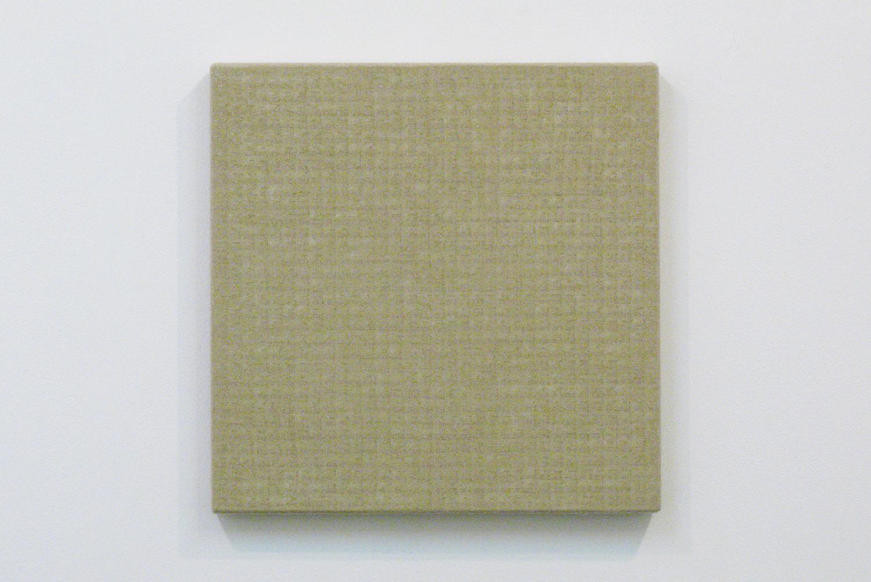 Hemp-square series|acrylic on canvas|42.5 x 42.5 cm|2008