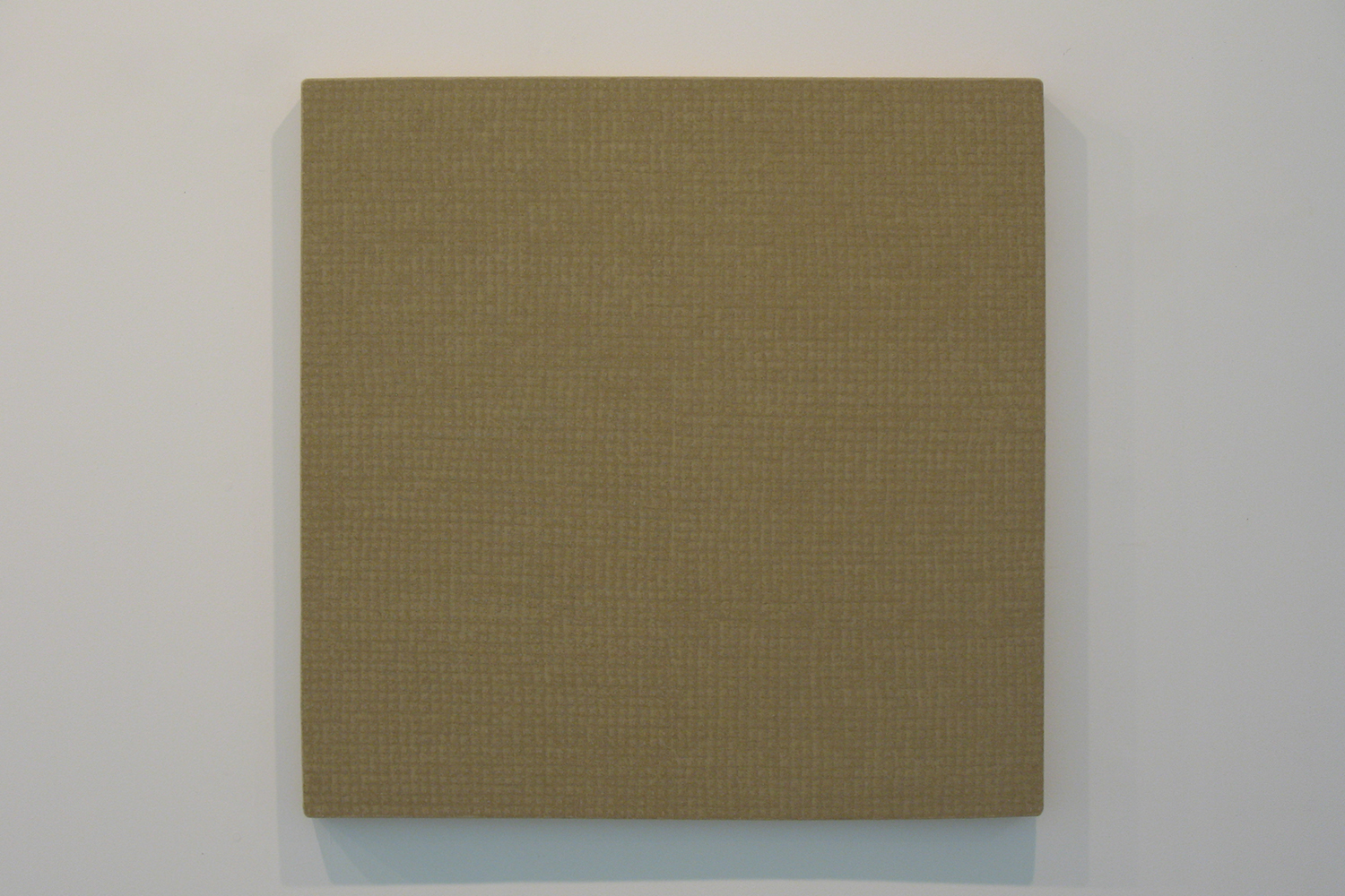 Hemp-square 09-01|Acylic on canvas|72.5 x 72.5 cm|2009