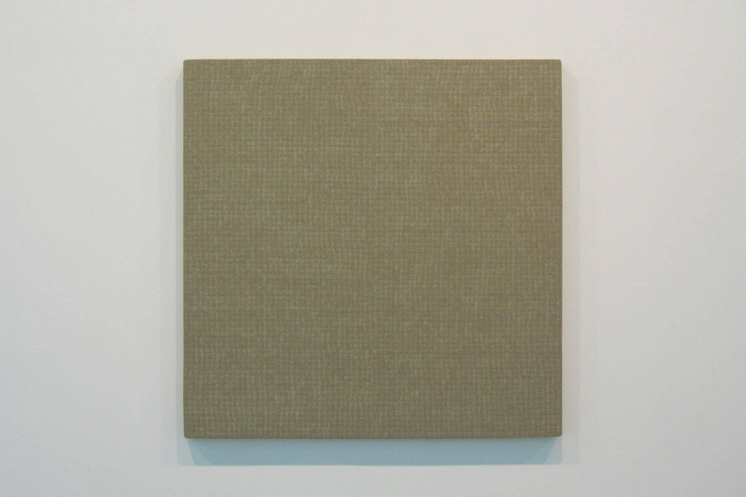 Hemp-square 09-02|Acylic on canvas|72.5 x 72.5 cm|2009