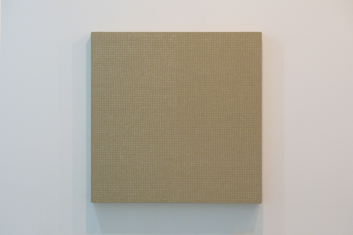 Hemp-square 08-03|Acylic on canvas|72.5 x 72.5 cm|2008
