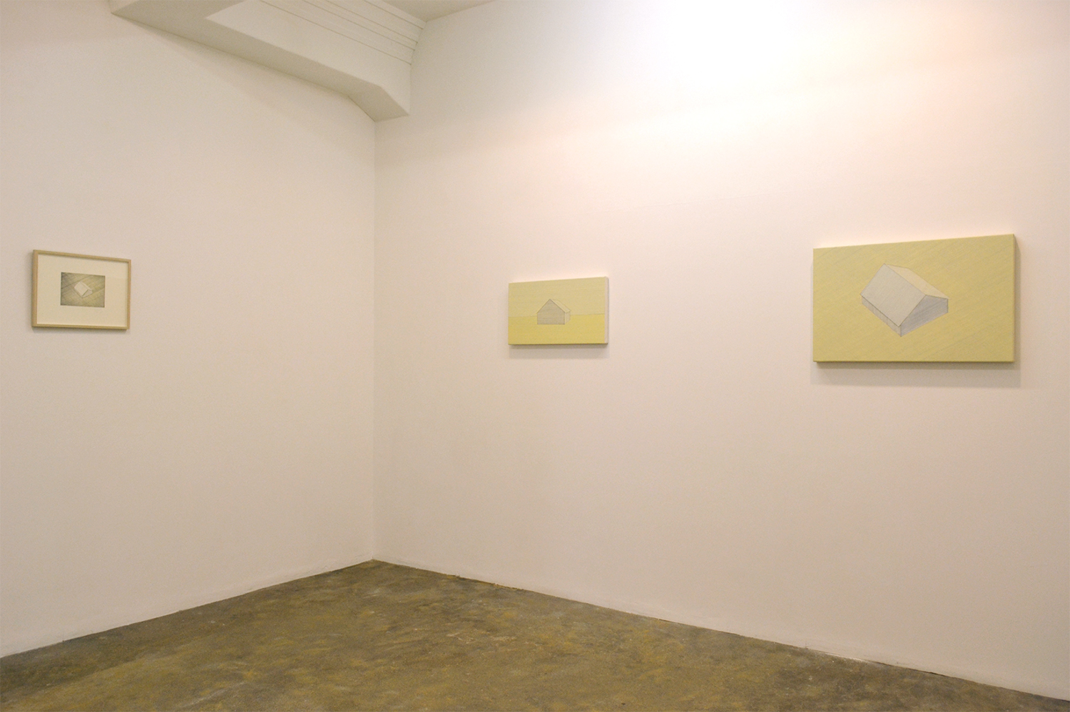 Installation View|House series