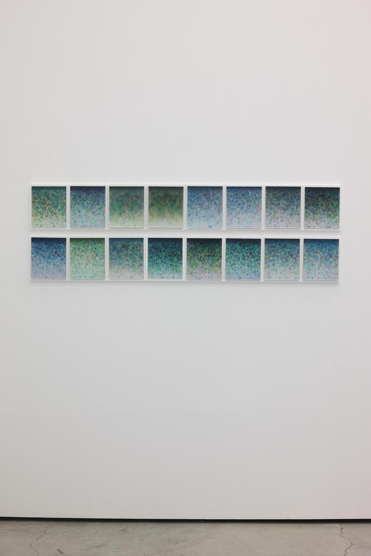 Light/Color_18_01-16<br>silk screen on acrylic board, 2018
