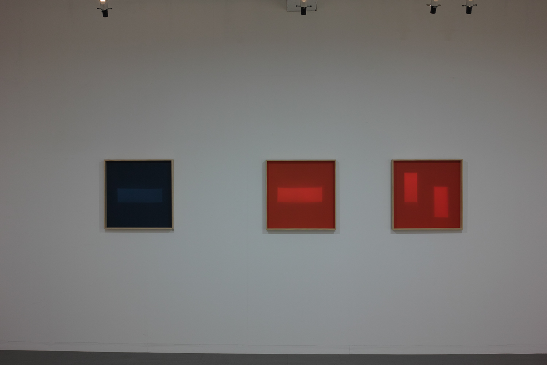 「LIGHT on ART」Installation View 2