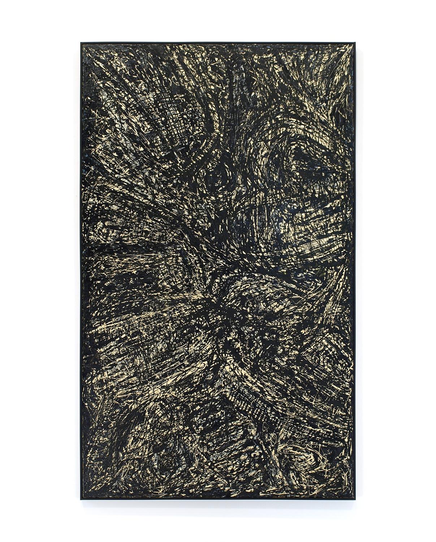 Enamel on canvas|162.0 x 97.0 cm|1964.6