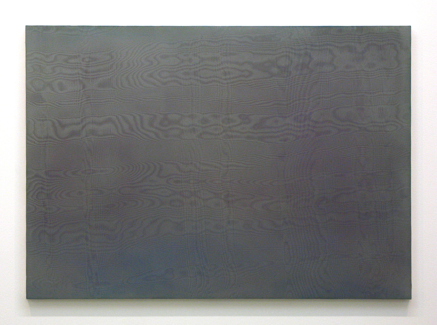 afterglow #6|残光 #6|panel, stainless steel sheet, glass organdy, acrylic|594 x 840 mm|2008