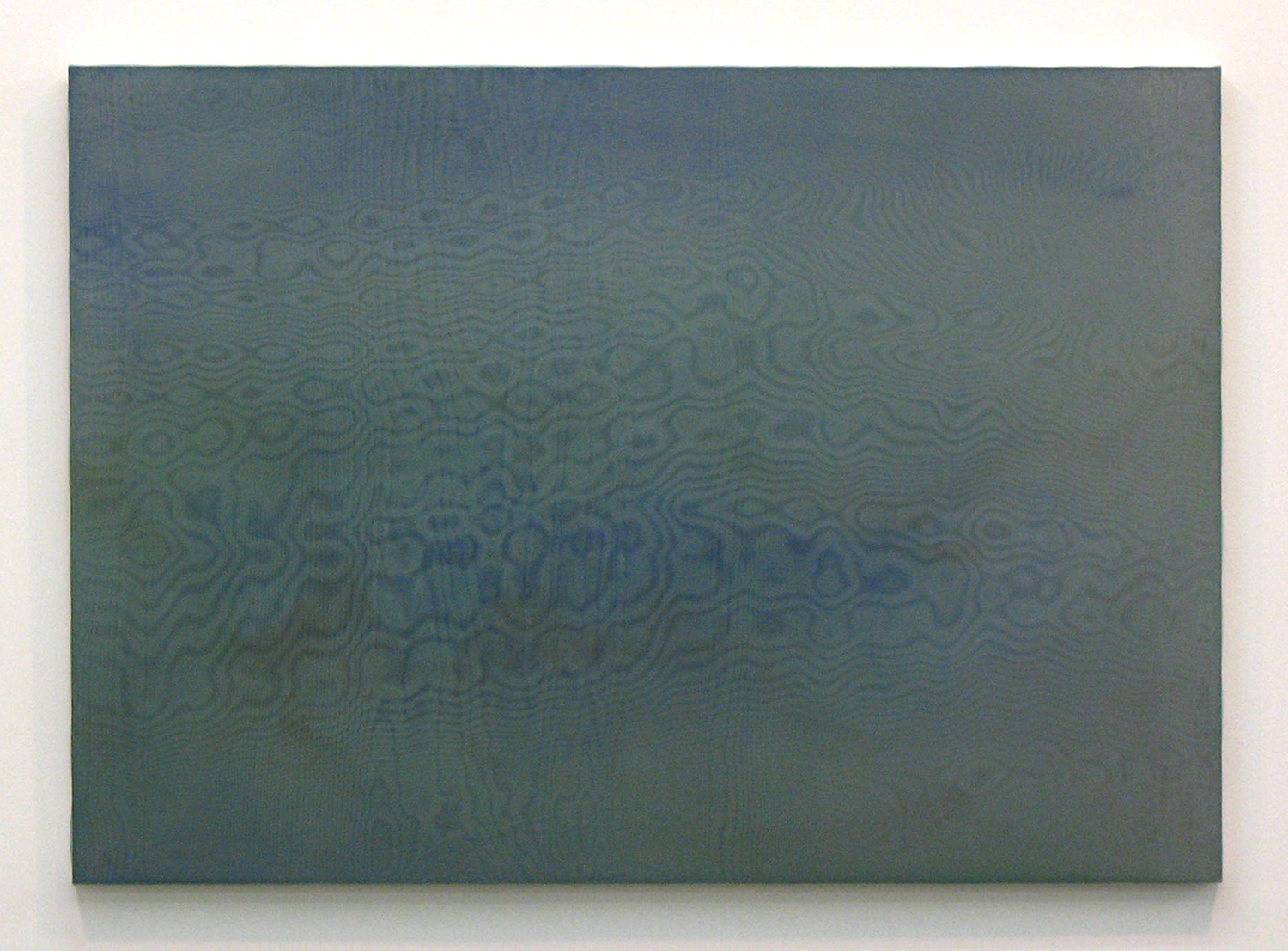afterglow #1|残光 #1|panel, stainless steel sheet, glass organdy, acrylic|594 x 840 mm|2008