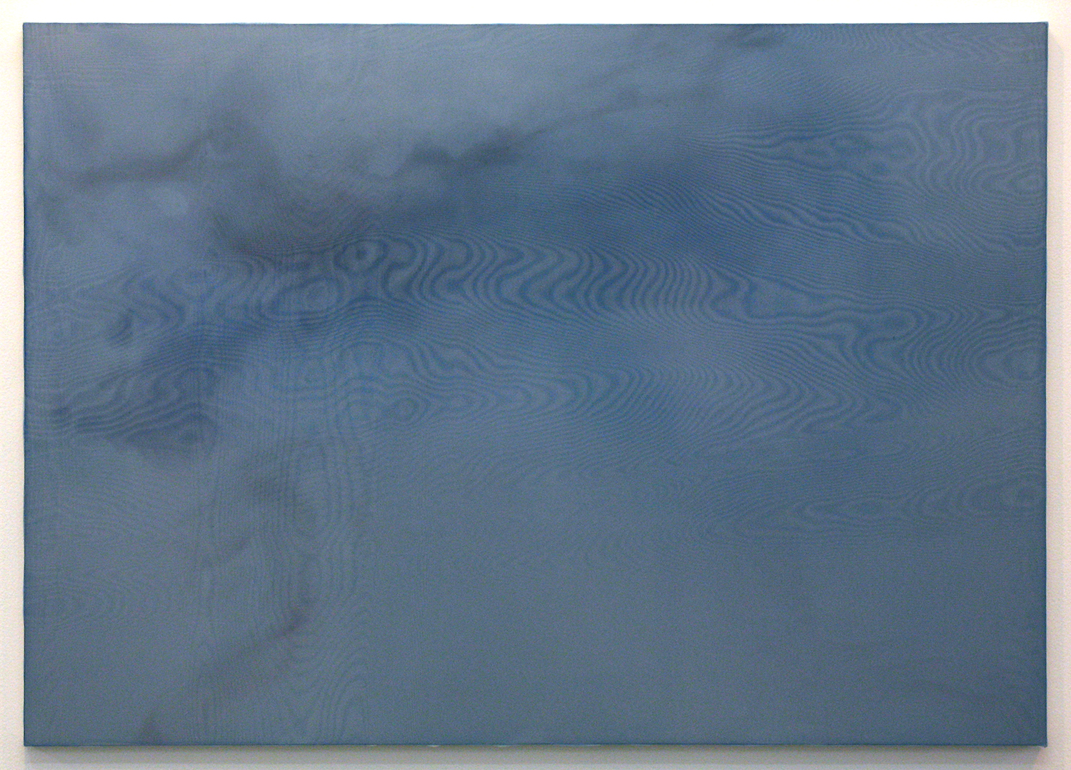afterglow #7|残光 #7|panel, stainless steel sheet, glass organdy, acrylic|594 x 840 mm|2008