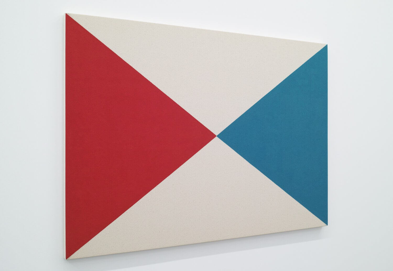 Text No.1128 / acrylic on canvas, 807 x 1167 x 29 mm, 2017