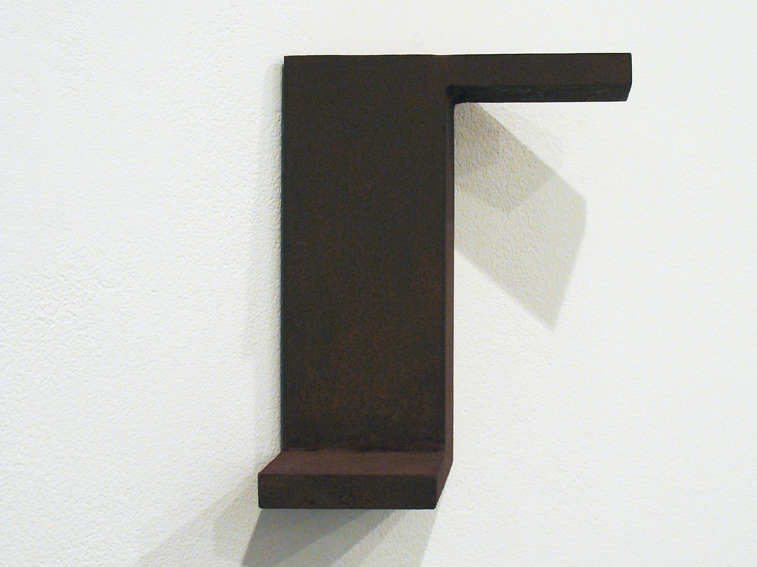 Untitled|Iron|17 x 18 x 10 cm|1983-4