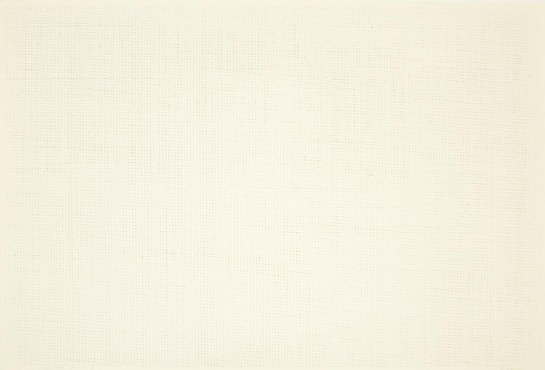 Line-Work VI-77-16|Crayon on Kent paper|60 x 90 cm|1977