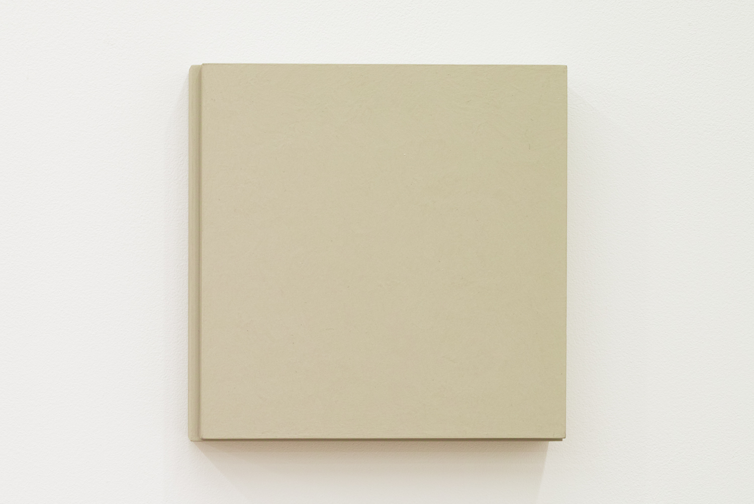 TS1012|Gesso on panel |20 x 20 cm|2012
