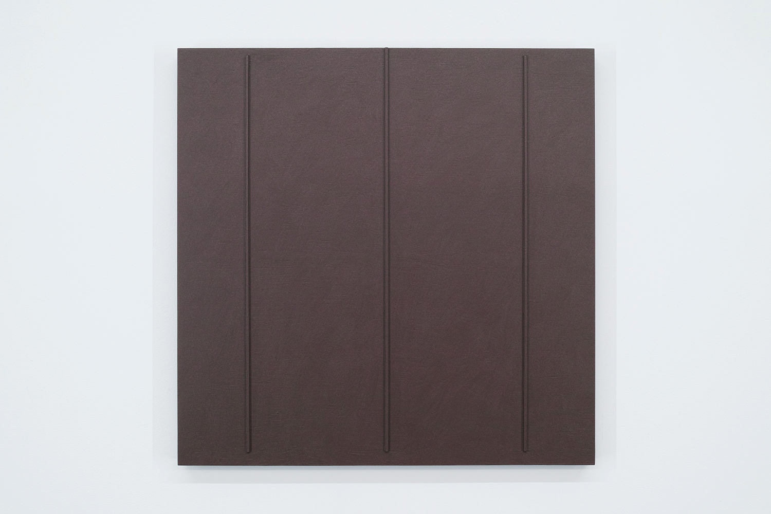 TS1808<br>Colour Gesso on Panel, 45 x 45 cm, 2018
