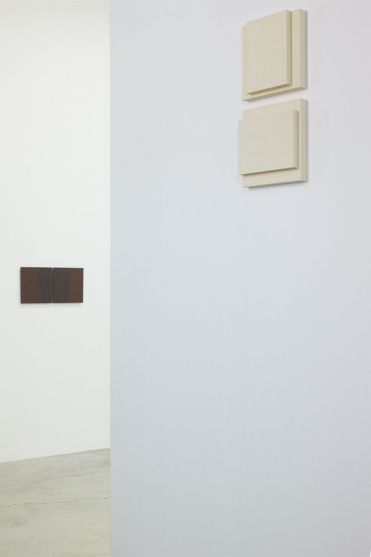 TS1712<br>Colour Gesso on Panel , 20x20cm each, 2017