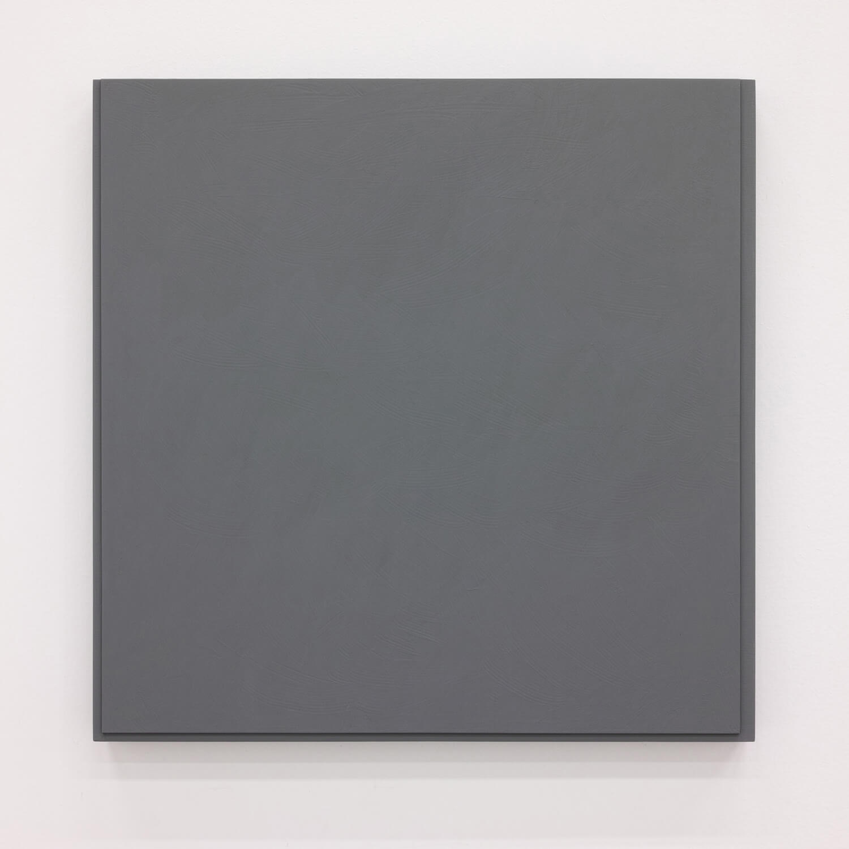 TS1803<br>Colour Gesso on Panel, 40x40cm, 2018