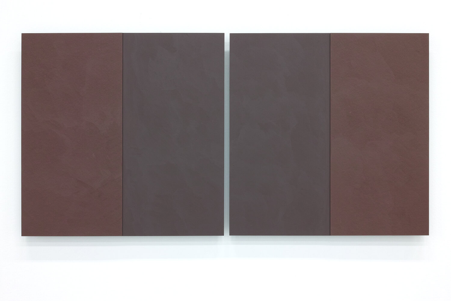 TS1821<br>Colour Gesso on Panel, 30x30cm each, 2018