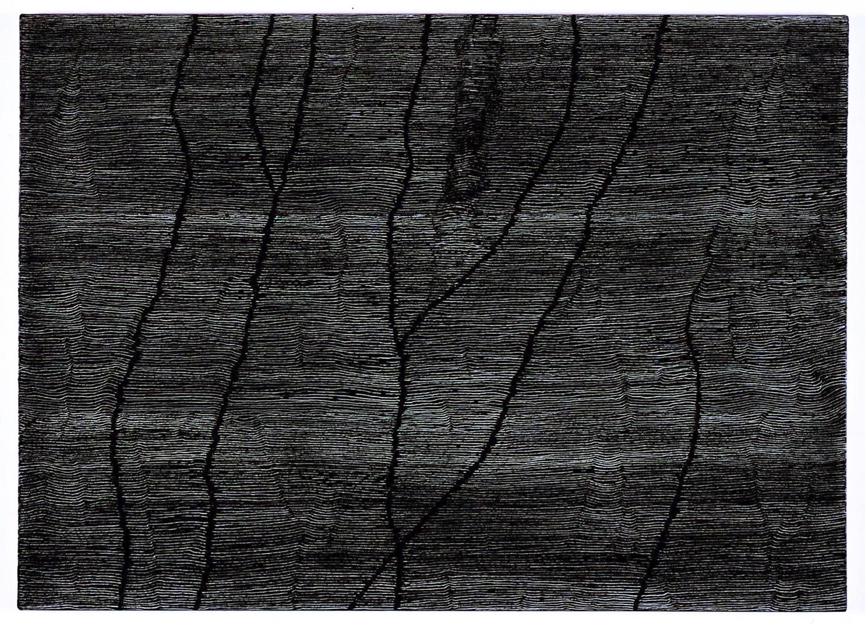 -arcadia-<br>oil on canvas 75 x 105cm 2002
