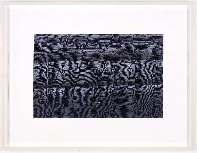 -arcadia- acrylic on paper 57 x 76 cm 2002