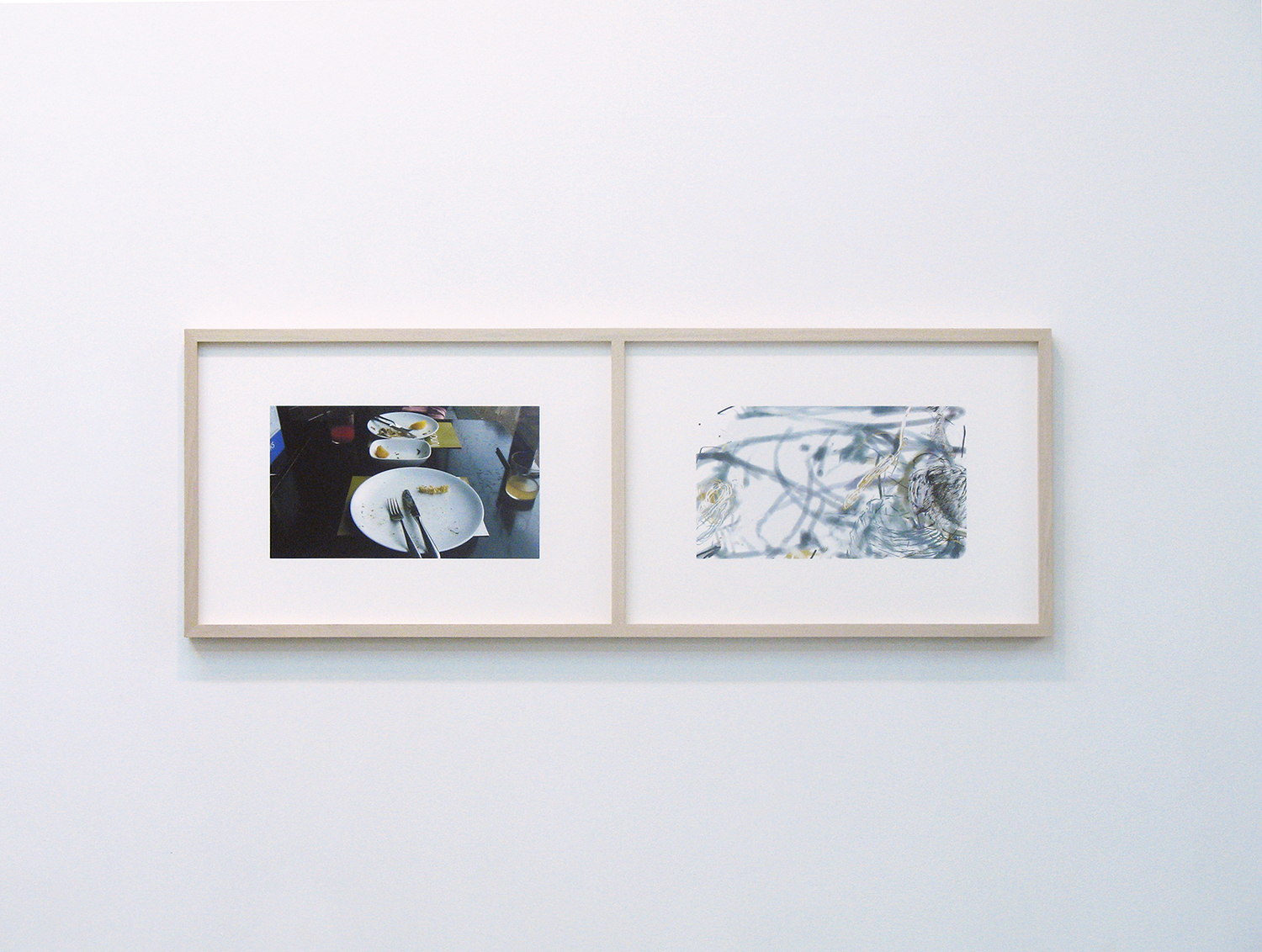 Inkjet print on Archived paper|329 x 483 mm x 2|2006