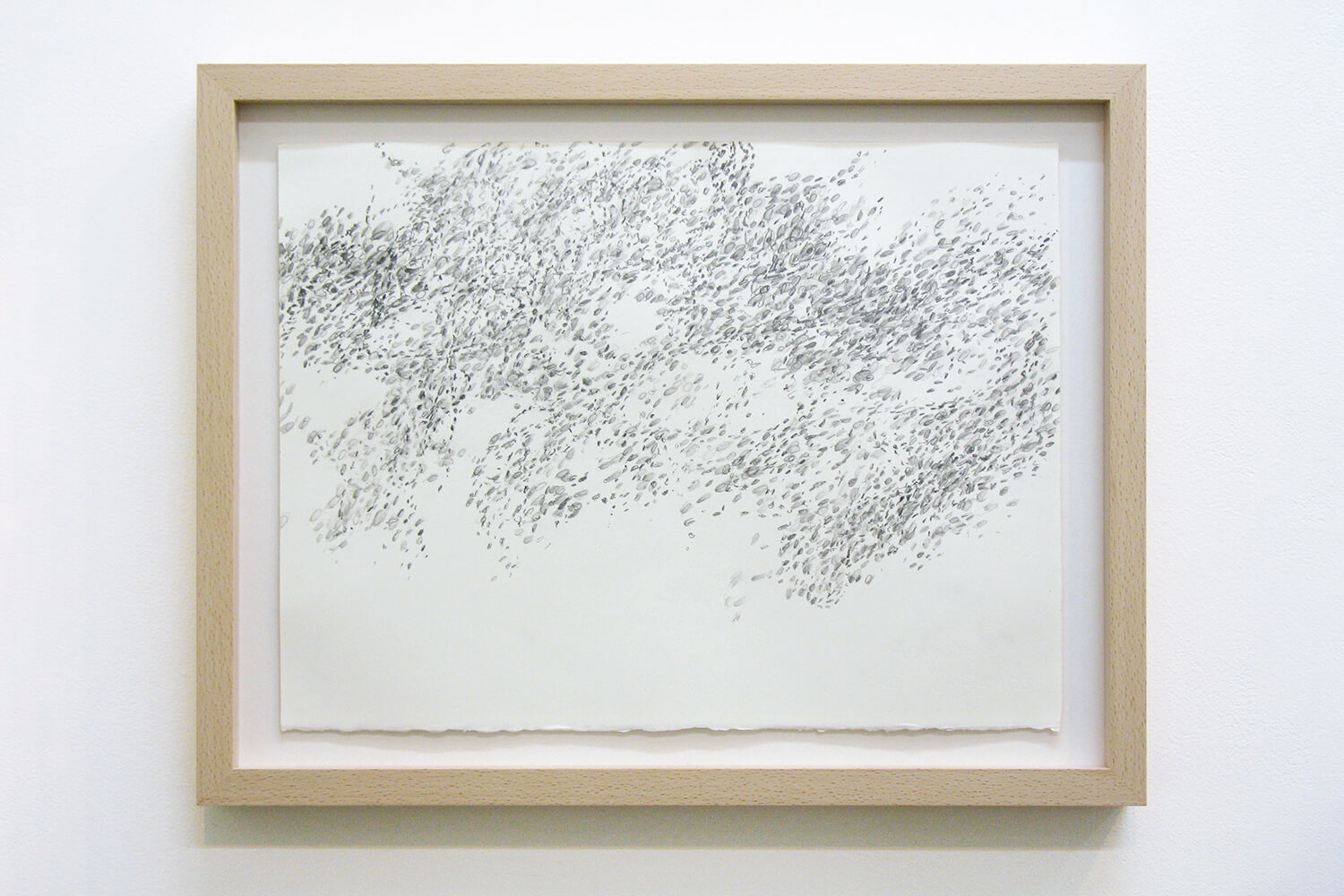 When the Dust Settles (d11)<br>Pencil on paper, 28.5 x 38 cm, 2011