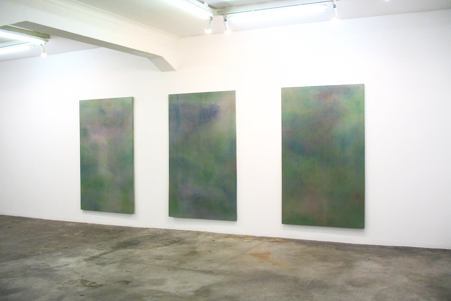 Installation View - VOCA出展作3点