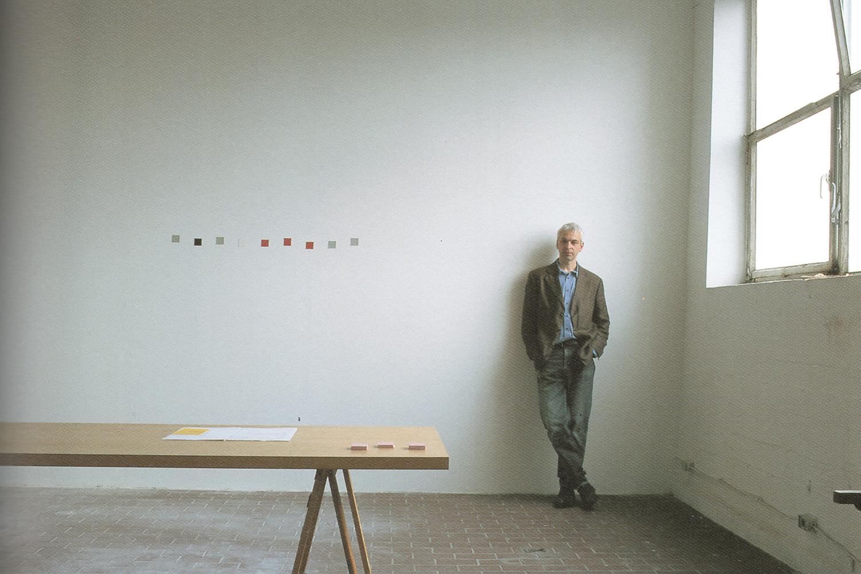 <b>アンドレアス・カール・シュルツェ|ANDREAS KARL SHULZE in his studio, Kolon</b>